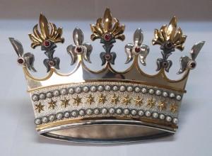 Uroczystość umieszczenia korony wotywnej dla Matki Bożej - 27 VI