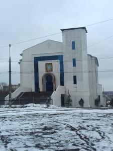 Kościół w Winnicy 2019