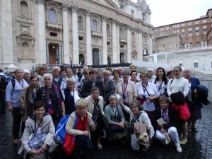 Parafialna Pielgrzymka do Włoch październik 2016