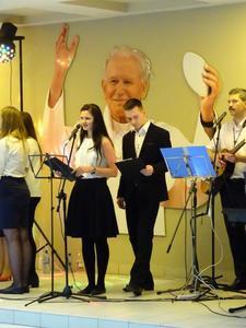 Koncert scholi młodzieżowej