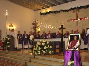 Pogrzeb Ks. Prałata Juliana Paszkiewicza, 8 I 09 - 2009