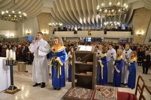 Msza Wieczerzy Pańskiej, 17 IV 2014