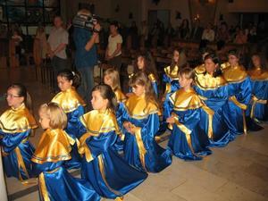 Święto służby liturgicznej, 18 IX 2009