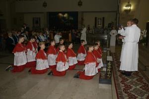 Błogosławieństwo Służby Liturgicznej 18 IX 2015