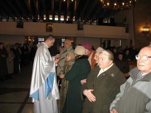 Parafialny Dzień Chorych, 14 II 2009