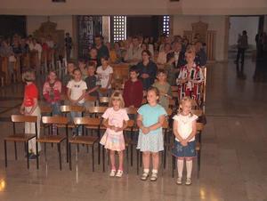 Zakończenie roku szkolnego - 23 VI 2005r.