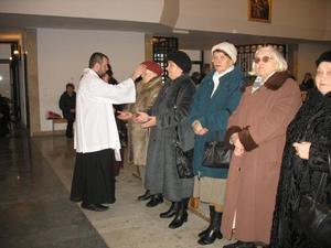 Parafialny Dzień Chorego, 13 II 2010