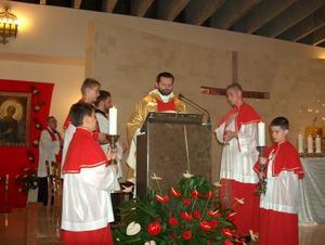 Odpust Parafialny - 10 X 2005