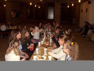 Uroczystoś ministrantów i bielanek, 18.09.05 - 2005