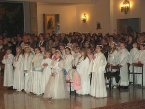 Odpust Parafialny, 10 X 2008
