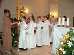 Pierwsza Komunia św. - 16.05.2004