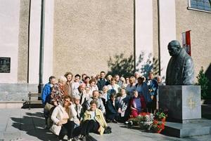 Pielgrzymka parafialna - 17-19 IX 2004