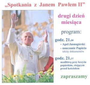 Pielgrzymka parafialna IV - V 2005r.