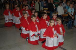 Święto Służby Liturgicznej,18 IX 2011