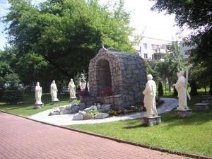 Poświęcenie Groty Maryjnej, 23 VI 2013