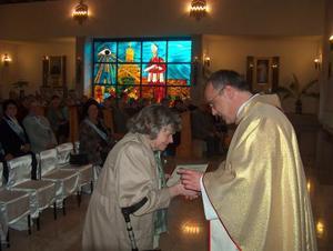 7 rocznica konsekracji kościoła - 30 V 06 - 2006