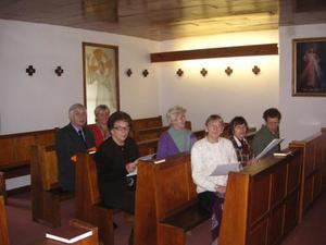 Dzień skupienia Akcji Katolickiej - 10-11 XI 2005