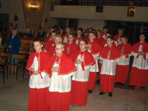 Święto Służby Liturgicznej, 18 IX 2007