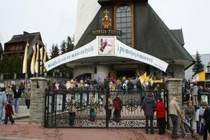 Pielgrzymka parafialna - 2006