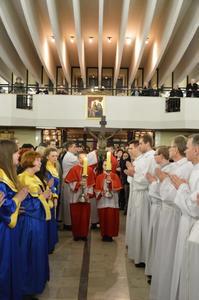 Liturgia Męki Pańskiej 2015