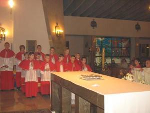 Uroczystość Służby Liturgicznej, 23 VI 10 - 2010
