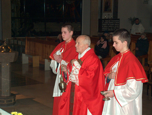 Imieniny ks. Prałata - 16.02.2004