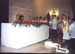 Uroczystość Wielkiego Czwartku 2002